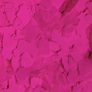 Neon Pink Decorative Color Chip Flakes Item # PA8100