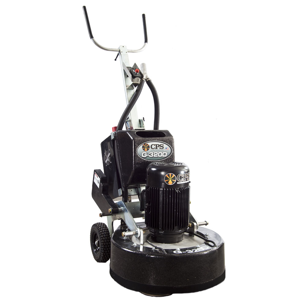 CPS G-320D Concrete Floor Grinder and Polisher