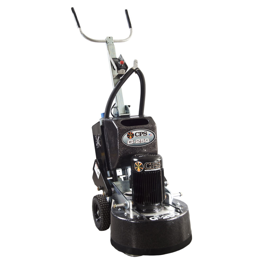 CPS G-250 Floor Grinder and Polisher - Electric