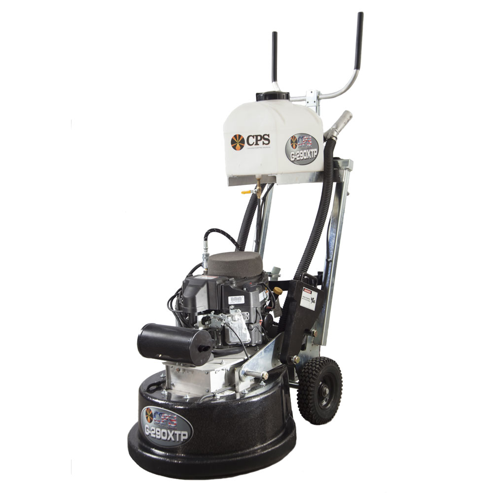 CPS G-290XTP Concrete Floor Grinder and Polisher - Propane