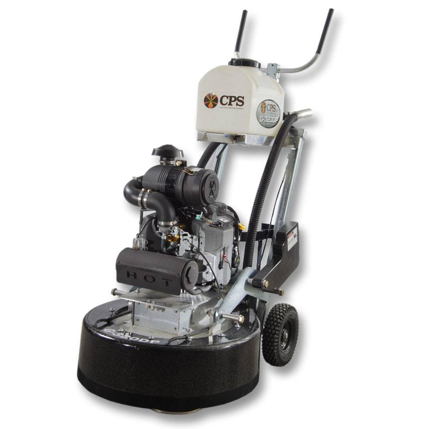 CPS G-320DPro Concrete Floor Grinder and Polisher - Propane