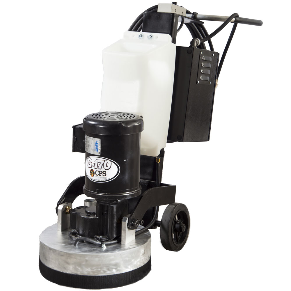 CPS G-170 Concrete Floor Grinder Polisher