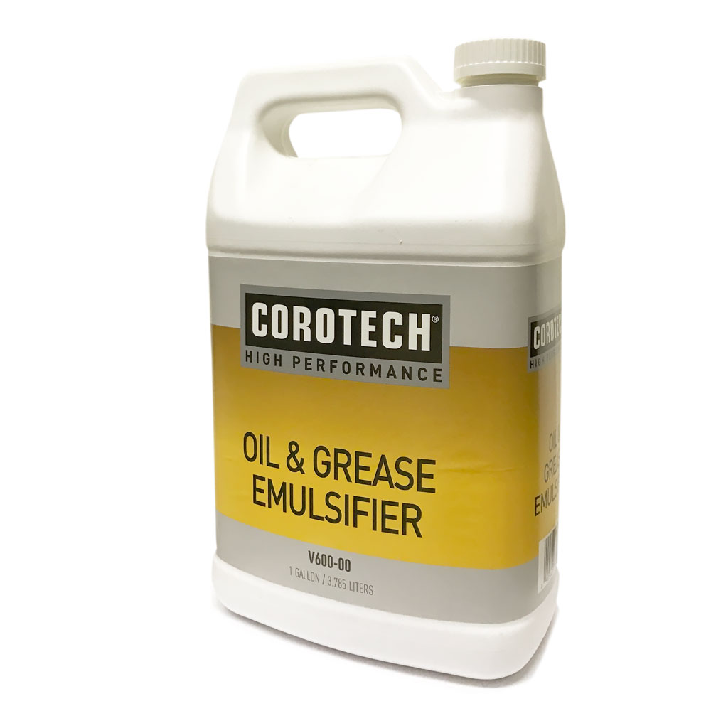 Corotech V600 Wax and Grease Remover Emulsifier - 1g