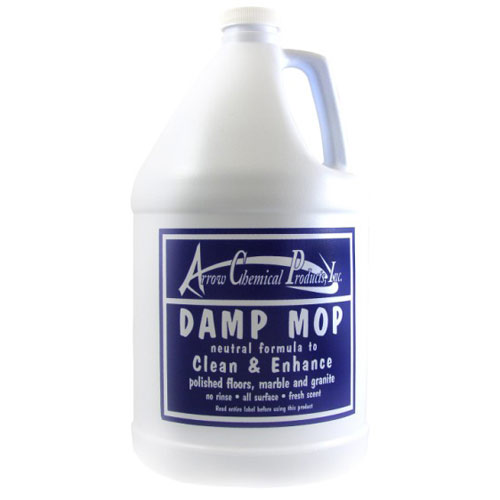 Lemon Damp Mop - Epoxy Floor Cleaner - Neutral pH