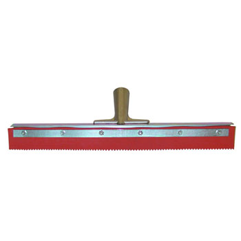 Magnolia Epoxy Floor Squeegee - Notched 36''