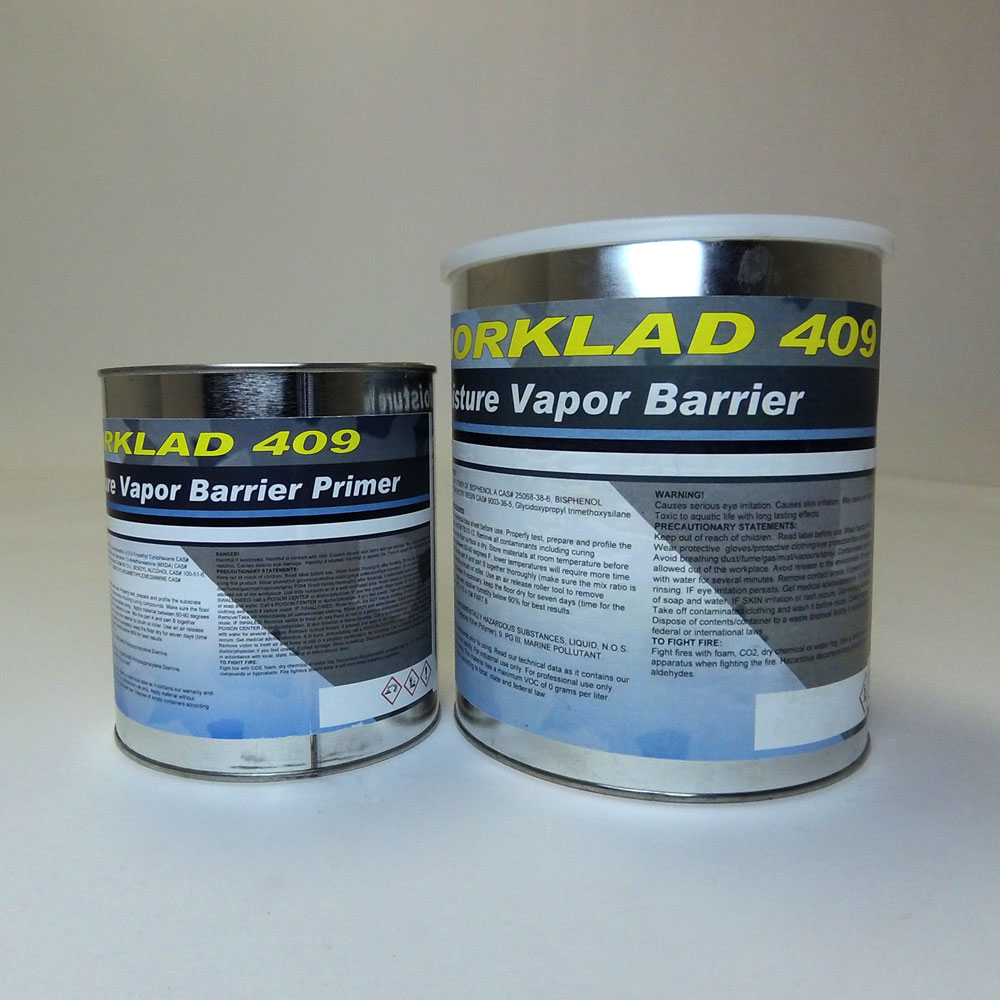 Norklad 409 Moisture Vapor Barrier Primer 1.5 Gallon