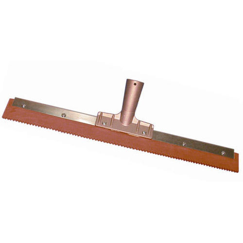 "18"" Serrated Squeegee"
