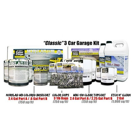 Econo 1 Car Garage Kit