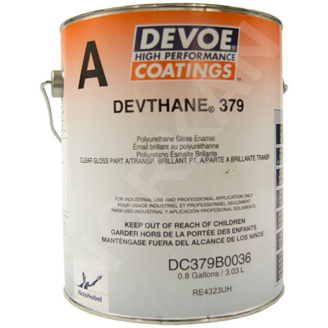 Devoe Devthane 379 Urethane Clear Coat - Aliphatic Polyurethane 1 Gal [On Backorder - No ETA]