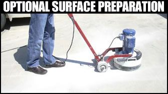 Optional Surface Preparation