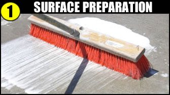 Surface Preparation-Step 1